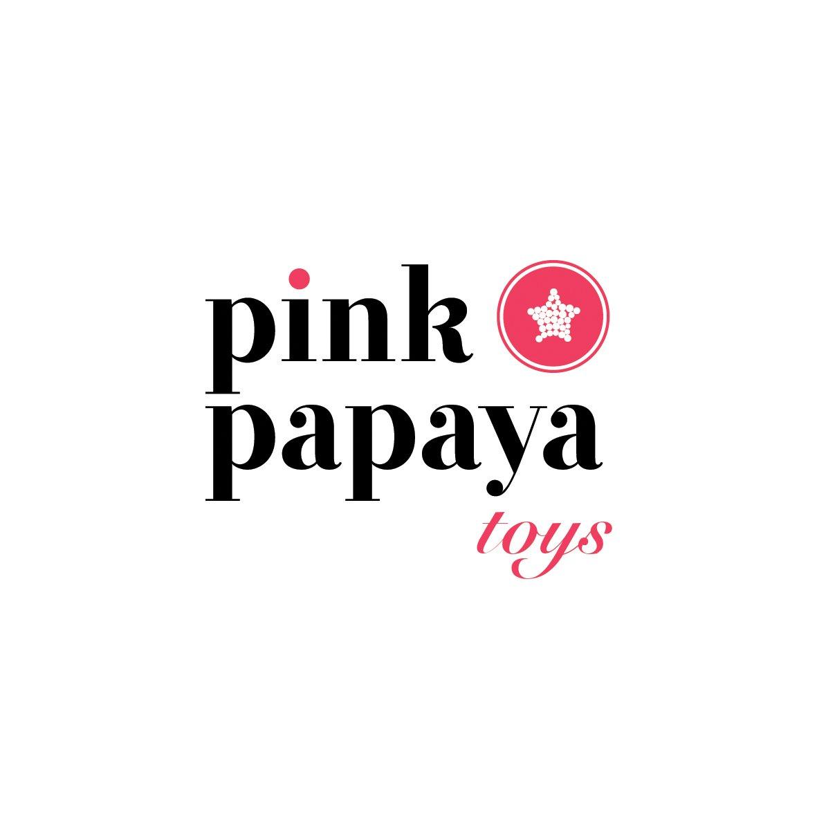 Pink Papaya Stehpferd zum draufsitzen 75cm Pl/üschpferd Jasper mit Sound