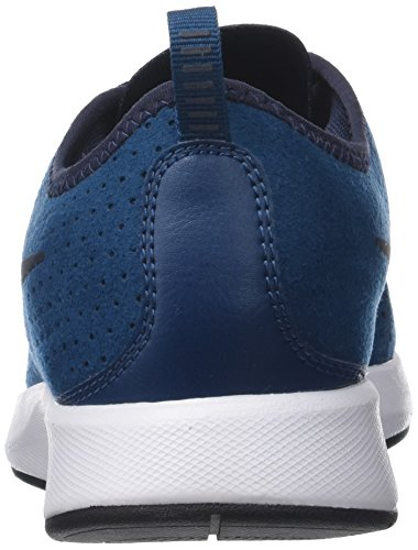 Racer Dualtone Prm Force Nike Bone obsidian blue bl Homme cobblestone Blu 401 Multicolore light Beige Gymnastique De sail Chaussures 4gx4wq