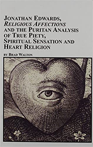 Amazoncom Jonathan Edwards Religious Affections And The - Puritan religion