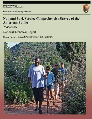 National Park Service Comprehensive Survey of the American Public 2008-2009 ebook