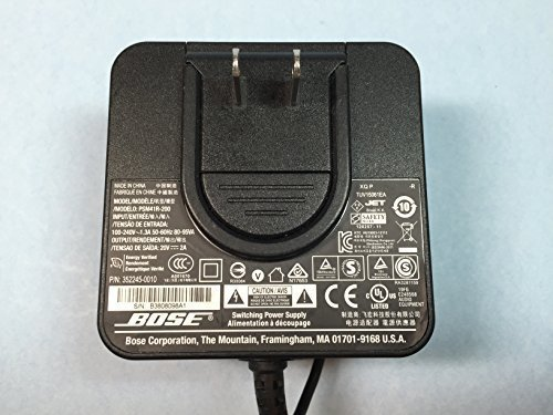 Bose Power Supply PSM41R-200 for SoundDock Portable Or SoundLink Air PSM40R-200 20VDC 2.0A Replace 95PS-030-1 95PS-030-2 95PS-030-CD-1 Bose Soundlink Air