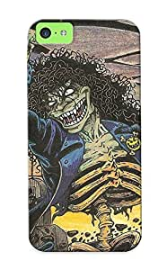 Awesome Case Cover/iphone 5c Defender Case Cover(evil Ernie Zombie Dark Horror Halloween (10) ) Gift For Christmas