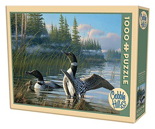 Cobble Hill Common Loons Jigsaw Puzzle (1000 Piece)