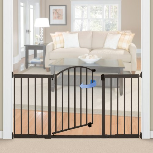 Summer-Infant-Metal-Expansion-Gate-6-Foot-Wide-Extra-Tall-Walk-Thru