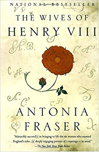 henry book the wives viii six of