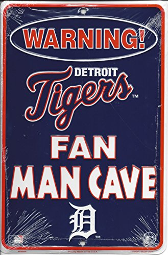 Tigers Hanging Sign - 9