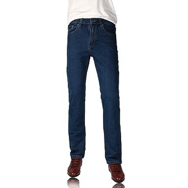 Harpia Pantalones Vaqueros para Hombres, diseño clásico ...