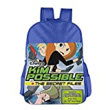 Kim Possible Movie So The Drama School Backpack Bag