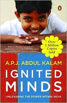 Ignited Minds: A.P.J. Abdul Kalam: 9780143424123: Amazon