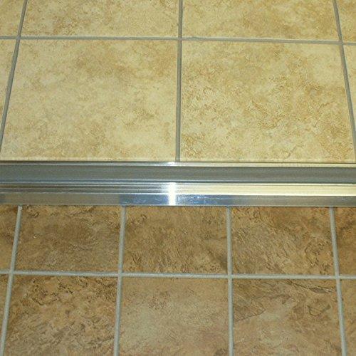 Adjustable Aluminum Door Threshold with Vinyl Seal - #99014 by Custom Door Thresholds (Image #2)