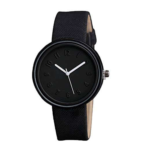 grande leather white and women black rose grey harper s products watches watch silver ladies