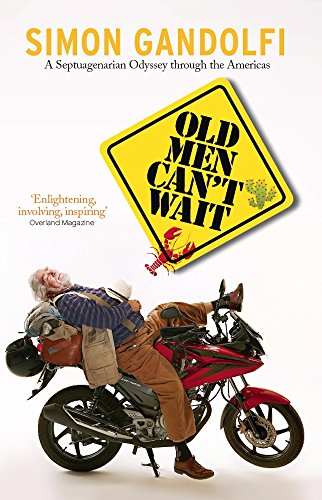 Old Honda Bike (Old Men Can't Wait: A Septuagenarian Odyssey (Old Man on a Bike))