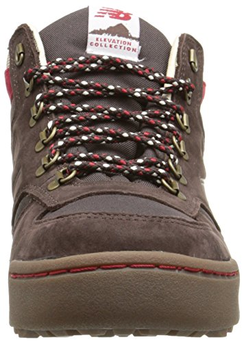 New Balance , Baskets mode pour homme Beige-Brown
