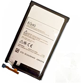 Foir Replacement Battery Compatible for Motorola Droid Turbo XT1254 EQ40 Internal Replacement Battery SN5949N USA