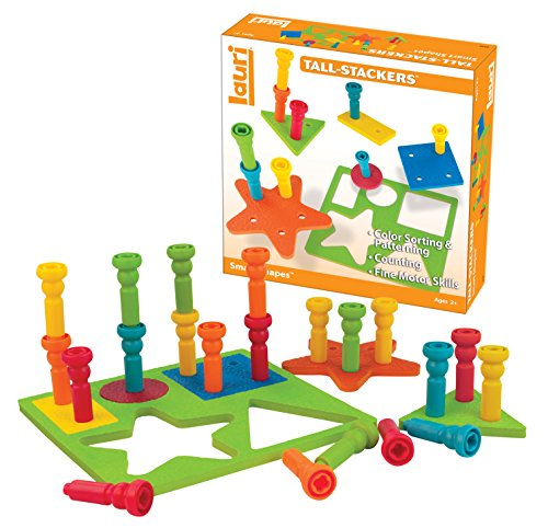 - PlayMonster Lauri Tall-Stackers - Smart Shapes