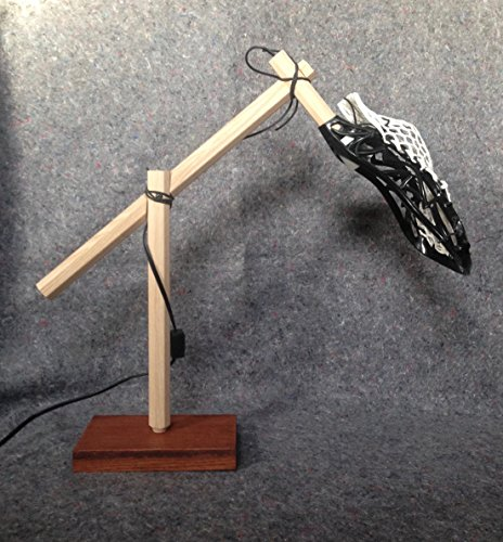 Lacrosse Desk - Lacrosse Desk Lamp by LaxLights. Lacrosse's first Lights. Made In USA