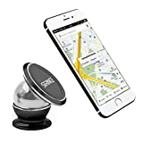 Cell Phone Mount for Car Dashboard/Air Vent Magnet with High Bright Edge, Wonderful BusinessGift(Black)