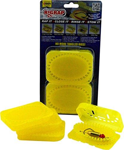 Rap Rack (RIGRAP Yellow 8512 4 Pack)