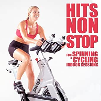 Hits Non Stop for Spinning and Cycling Indoor Sessions de Fitness ...