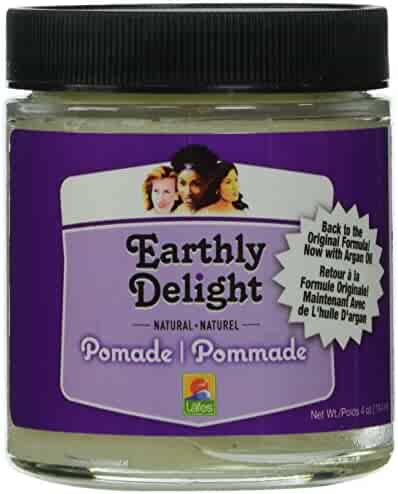 Earthly Delight Pomade, 4 Ounce (Pack of 2)