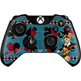 DC Comics Bombshells Xbox One Controller Skin – Harley Quinn Vinyl Decal Skin For Your Xbox One Controller
