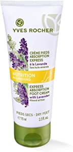 Yves Rocher Nutrition Cream Dry Feet 75ml Tube