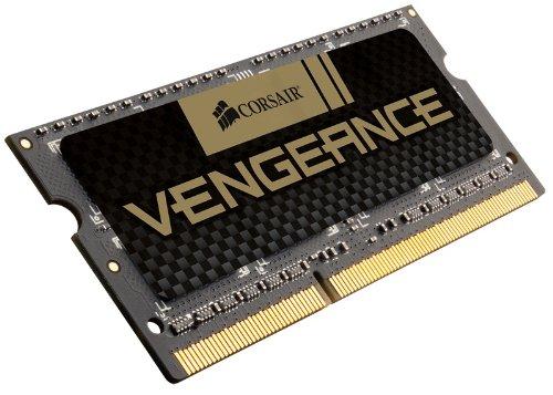 Corsair Vengeance 4GB (1x4GB) DDR3 1600 MHz (PC3 12800) Laptop Memory 1.5V by Corsair