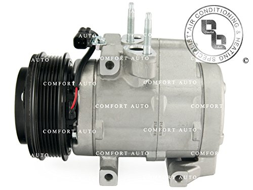 Brand New AC A/C Compressor With Clutch for 2007 2008 2009 2010 Ford Explorer Sport Trac With REAR AC ONLY V6 4.0L / 2006 2007 2008 2009 2010 Ford Explorer with REAR AC ONLY V6 4.0L