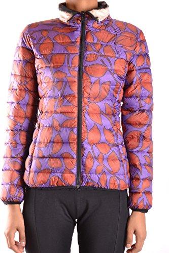 Just Cavalli Mujer MCBI170037O Multicolor Poliéster Plumífero