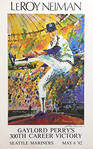 Perry Signed Hand - LEROY NEIMAN