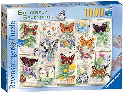 (Ravensburger Butterfly Splendours 1000pc Jigsaw Puzzle)