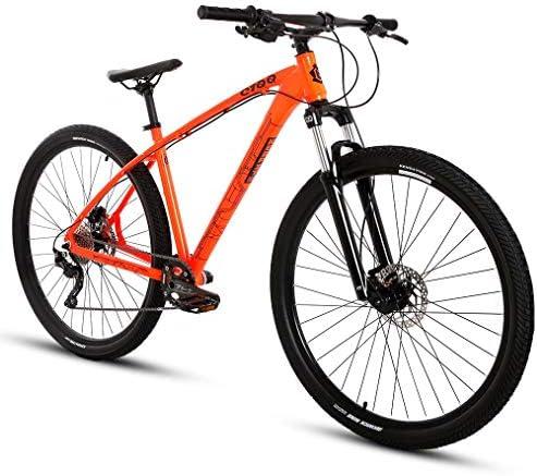 Collective Bikes MTB Hardtail C100 Wheelie - Bicicleta de montaña de 29 Pulgadas, 2 Colores, Naranja: Amazon.es: Deportes y aire libre