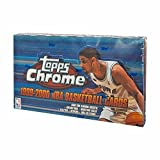 1999-00 Topps Chrome Basketball 24ct Retail Box