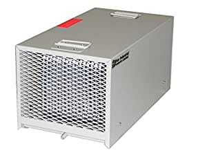Ebac 1133500 Compact Heavy Duty Dehumidifier Cd30, 4 Amps, 170 Cfm, 17 Pints