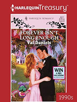 book cover of Forever Isn\'t Long Enough