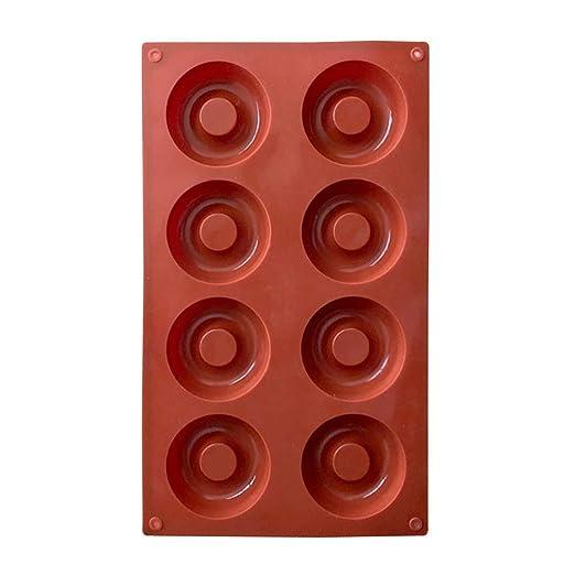 Xiamusummer - Molde para bizcochos antiadherente para lavavajillas ...