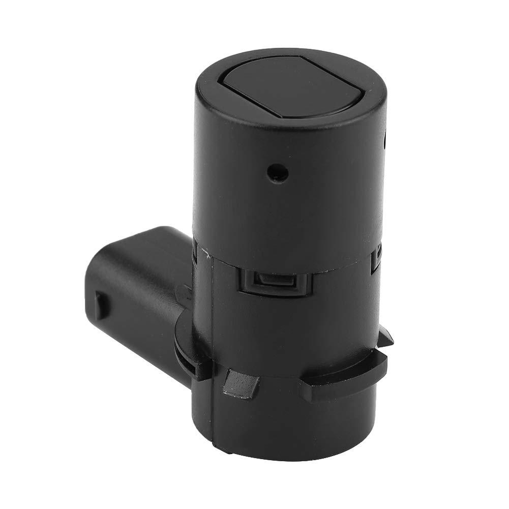 Gorgeri Sensor de aparcamiento Pieza de repuesto del sensor de aparcamiento PDC para 307 OE 9639945580 Negro