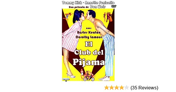 Amazon.com: Pajama Party: Tommy Kirk, Annette Funicello, Elsa Lanchester, Harvey Lembeck, Jesse White, Jody McCrea, Ben Lessy, Donna Loren, Susan Hart, ...