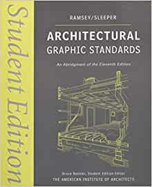 Architectural Graphic Standards: Student Edition: Ramsey