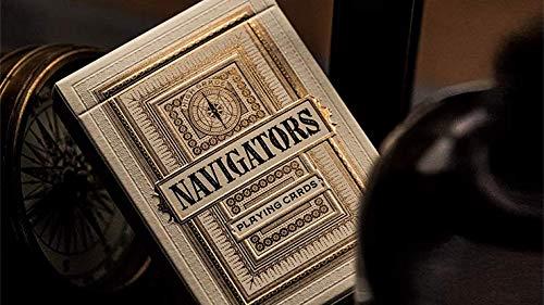 MJM Navigators Playing Cards by theory11