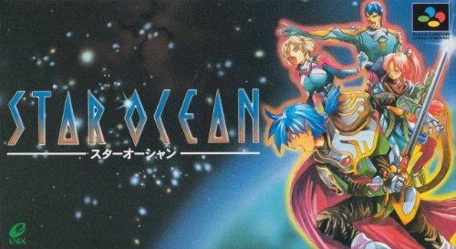 Star Ocean (Japanese Import Super Famicom Video Game)
