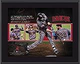 "J.D. Martinez Arizona Diamondbacks 10.5"" x 13"" Four Home Run Game Sublimated Plaque - Fanatics Authentic Certified"
