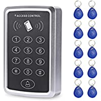 Ec Access Control System RFID Card Keytab Proximity Door Lock Keypad Device,Electronic Door Lock Access Control System