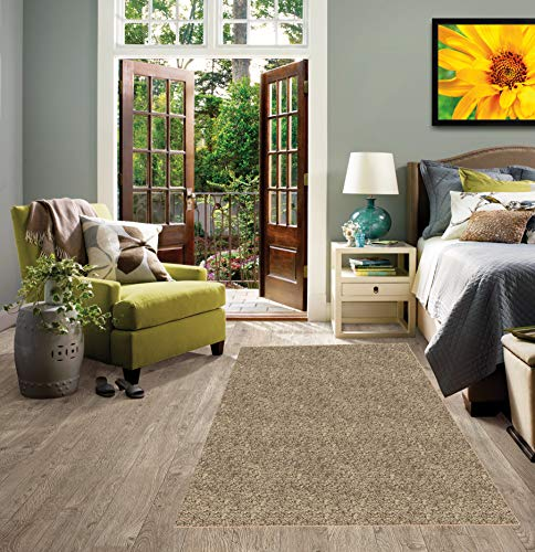 Koeckritz 9'x12' Frieze 25 oz Gremstone Bronzite Area Rug Carpet Many Sizes and Shapes