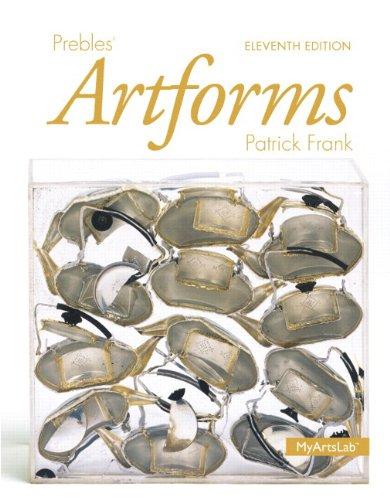 Prebles' Artforms Plus NEW MyLab Arts  -- Access Card Package (11th Edition) -  Duane Preble Emeritus, Paperback