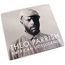 Theo Parrish: American Intelligence CD