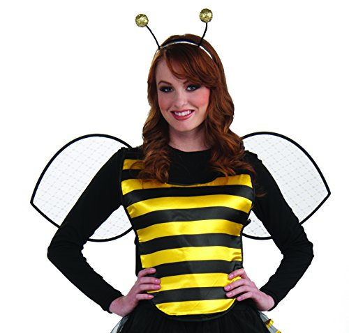 Forum Bumble Bee Complete Costume Kit, Yellow, One Size