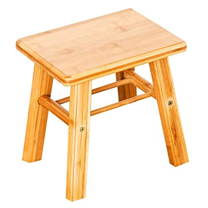 Remarkable Amazon Com Solid Wood Stool Bath Stool Elderly Pregnant Ibusinesslaw Wood Chair Design Ideas Ibusinesslaworg