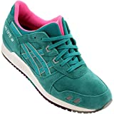 ASICS Men's Gel-Lyte III Retro Running Shoe, Tropical Green/Tropical Green, 6.5 M US Review