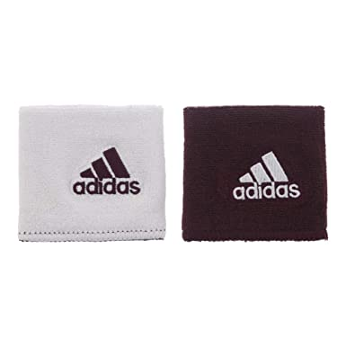 adidas Interval Reversible Wristband, Unisex Adulto Uomo